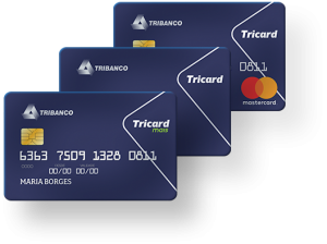 cartões Tricard