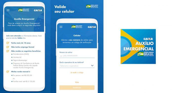 coronavoucher-aplicativo-da-Caixa-para-auxilio-emergencial