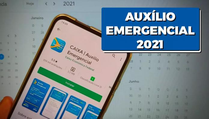 Calendário-Auxilio Emergencial